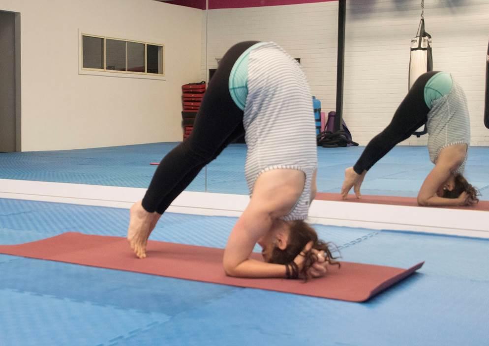 yoga classes bayswater